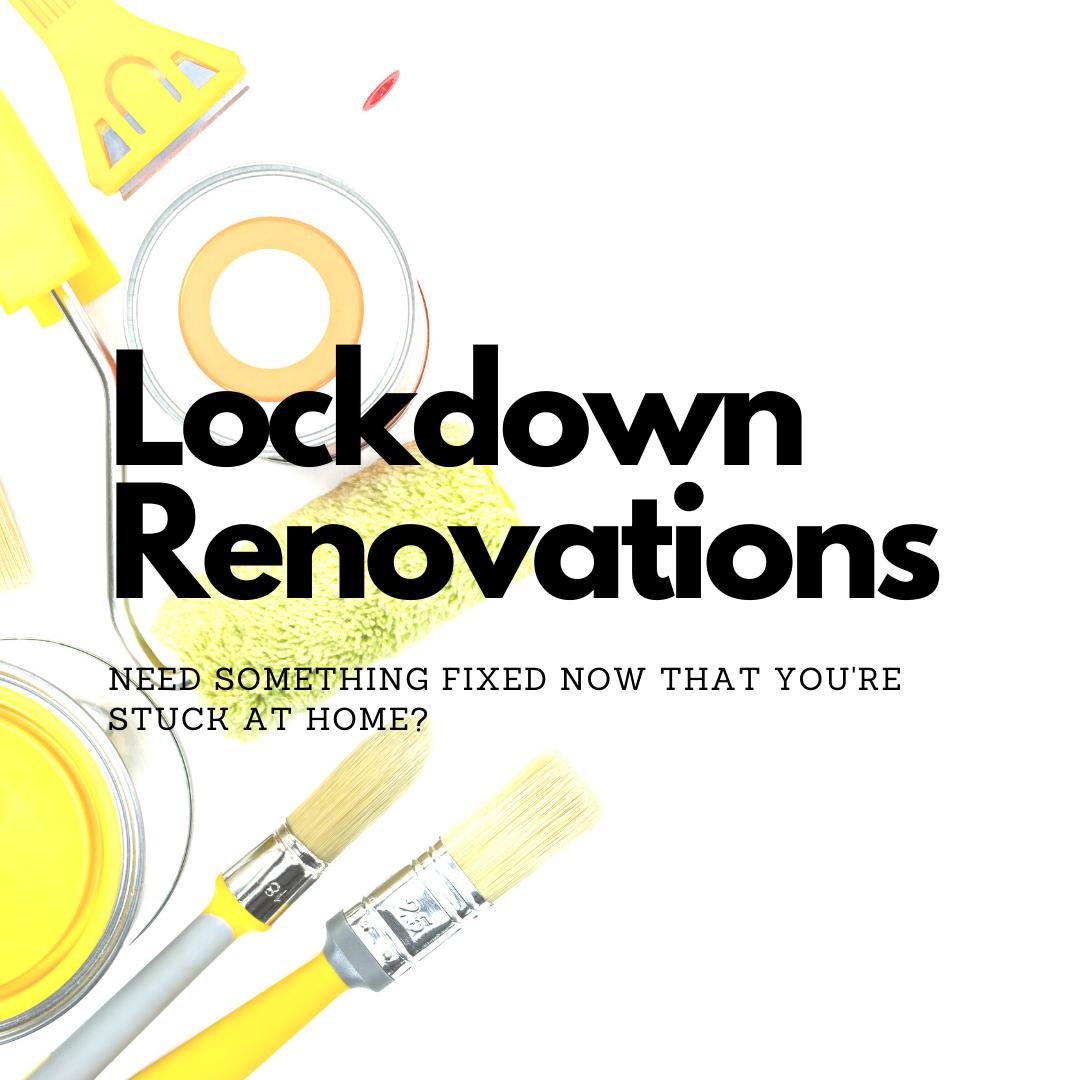 Albco Lockdown Renovations
