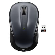 Logitech M325 Wireless Mouse – Dark Silver