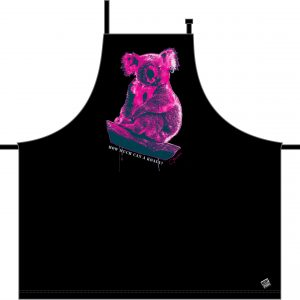 HOW MUCH CAN A KOALA? Apron