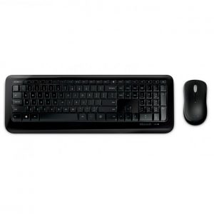 Microsoft Wireless 850 Keyboard & Mouse