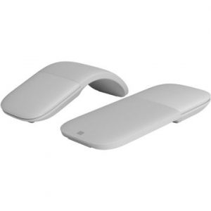 Microsoft Arc Wireless Mouse Surface Edition (Light Grey)
